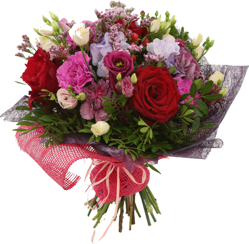 Bukiet Zareczynowy Kwiaty Portal