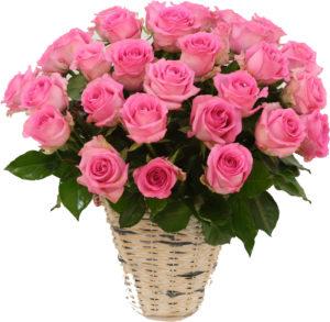 kwiatów na walentynki