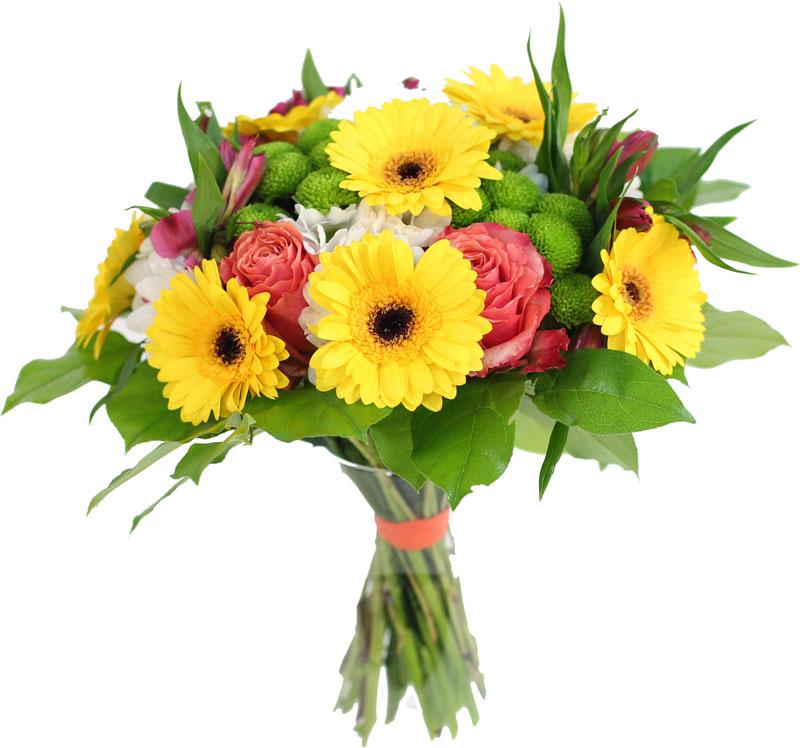 Piękne bukiety z kwiaciarni w Gdyni