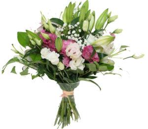 bukietami z lilii