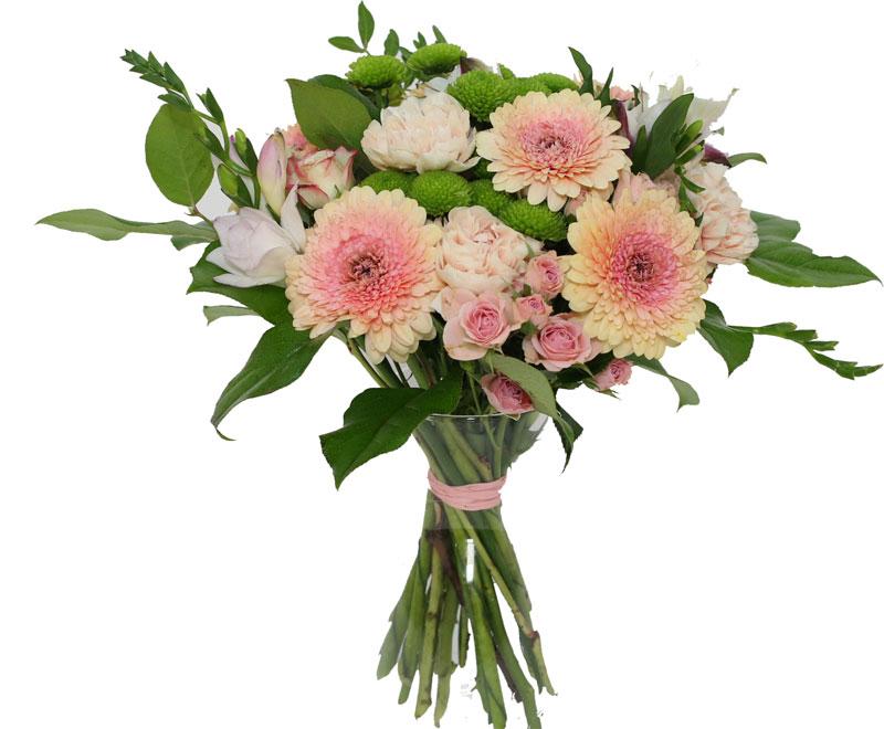 Kwiaty w kwiaciarni w Gdańsku