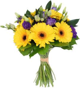 kwiatek na Dzień Babć