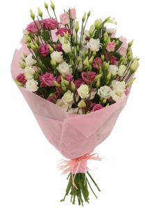 kwiatów na podziękowania