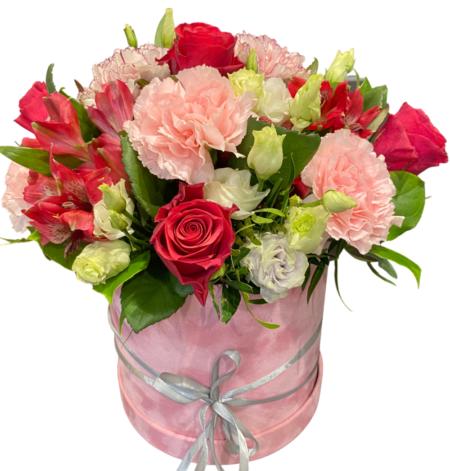 kwiaciarnia online dostawa pocztą flower box