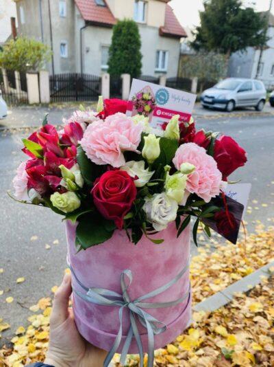 kwiaciarnia internetowa Szczecin, florystyczna poczta, kwiatowa dostawa Szczecin.