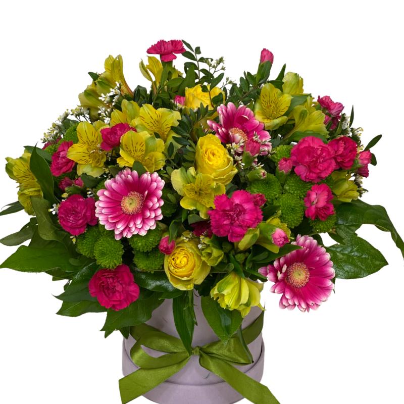 Flower box-kwiaciarnia internetowa kwiatyportal.pl