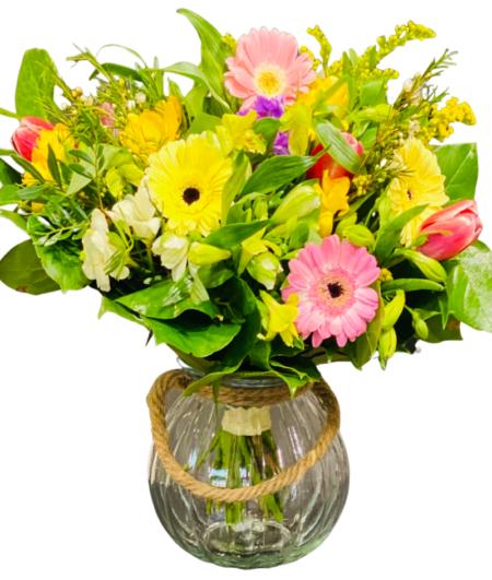bukiet kwiatów zamów online z bezpłatną dostawą