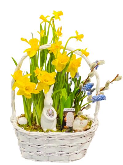 Zamów kwiaty na Święta wielkanocne z kwiaciarni z Łodzi