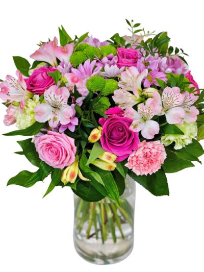 bukiet magia kwiatów z dostawą na terenie całej polski, florystyczna poczta, tania kwiaciarnia internetowa w Polska, bukiet na urodziny