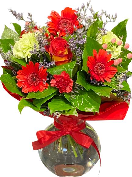 bukiet kwiatów dostawa Szczecin, wysyłka kwiatowa poczta kurierska Szczecin